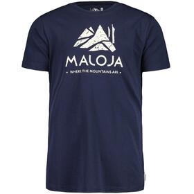 Maloja GrassitschM. T-Shirt Homme, night sky